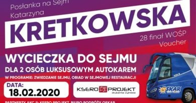 K. Kretkowska voucher