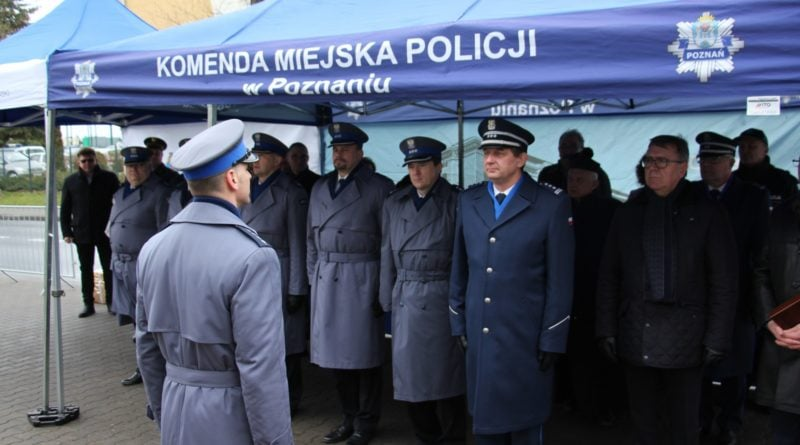 komisariat tarnowo podgorne 4 fot. policja 800x445 - Tarnowo Podgórne: Komisariat po remoncie jak nowy!