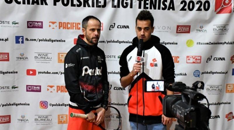 Polska Liga Tenisa. Liber i Piotr Protasiewicz zagrali w Poznaniu