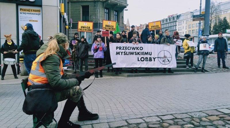 Lex Ardanowski protest Poznań 6