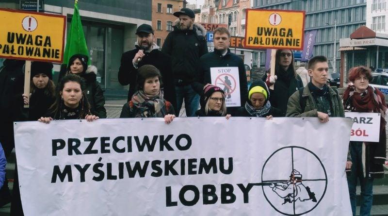 Lex Ardanowski protest Poznań