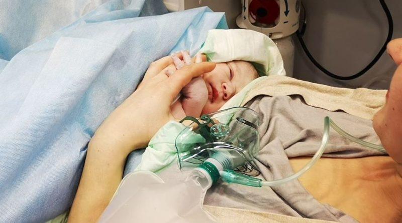 Mała Królewna fot. szpital Kalisz