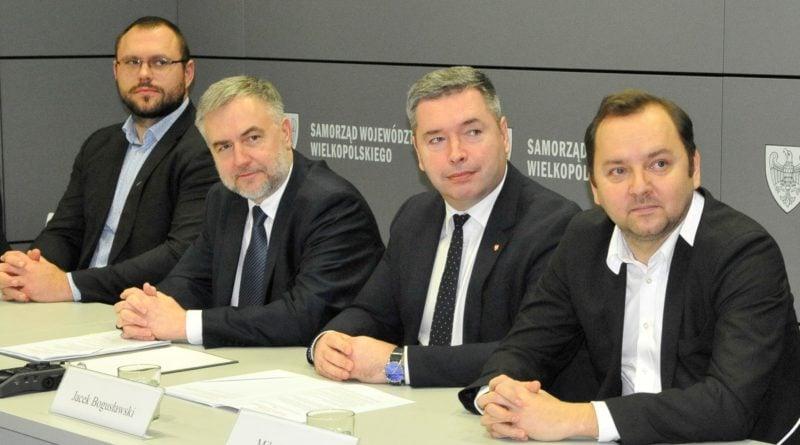 Marek Woźniak konkurs i-Wielkopolska fot. UMWW