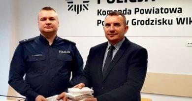 Narkotesty Grodzisk Wielkopolski fot. policja