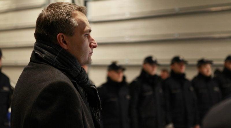 nowy sprzet od miasta 3 fot. policja 800x445 - Poznań: Policyjni wodniacy mają nowy sprzęt. Od władz miasta