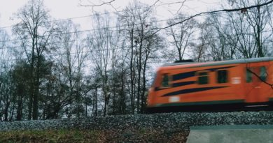 pociąg PKP Strzeszyn