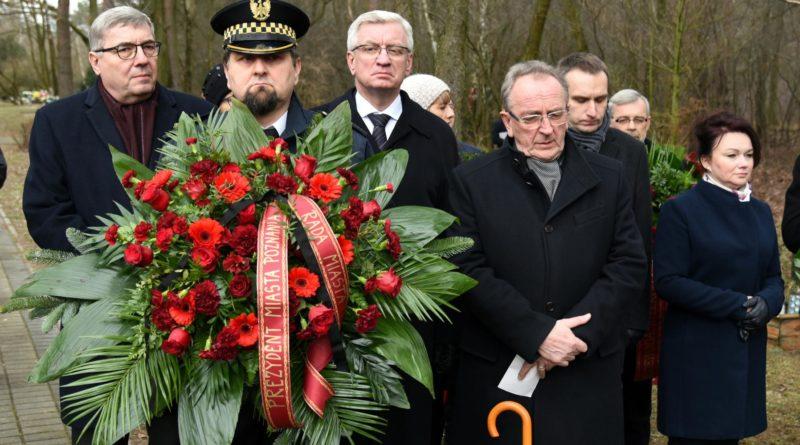 Poznań: Pożegnanie Tomasza Sadowskiego