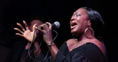 shanna waterstown fot. slawek wachala 2891 390x205 - Shanna Waterstown - Blues Woman ponownie w Poznaniu