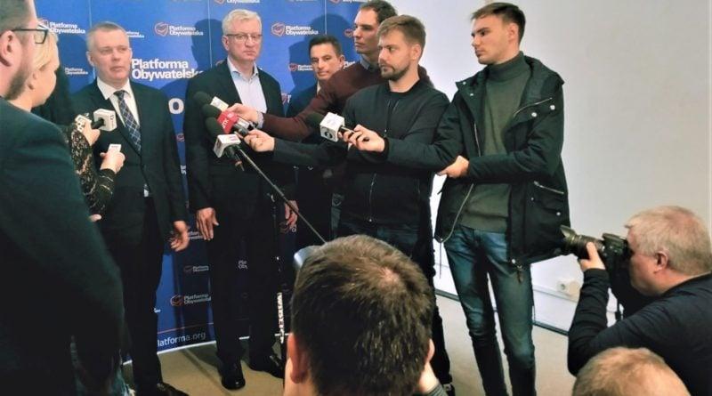 """t. siemoniak 1 800x445 - Tomasz Siemoniak: """"Bo wielkie rzeczy zaczynają się w Poznaniu"""""""