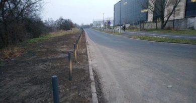 Ulica Rychlewskiego 1 fot. ZDM