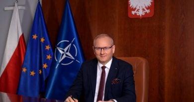 wojewoda Łukasz Mikołajczyk fot. WUW