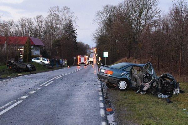Trzcianka: Nie miał prawa jazdy - a spowodował wypadek, w którym został ranny 16-latek