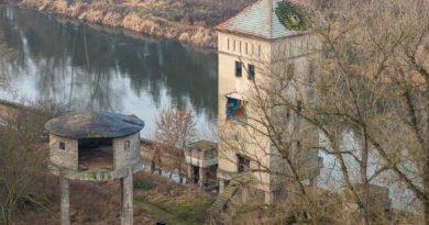 zapomniany port na warcie w czerwonaku fot. slawek wachala 1034 390x205 - Czerwonak: Historia, tajemnice i niesamowite  krajobrazy
