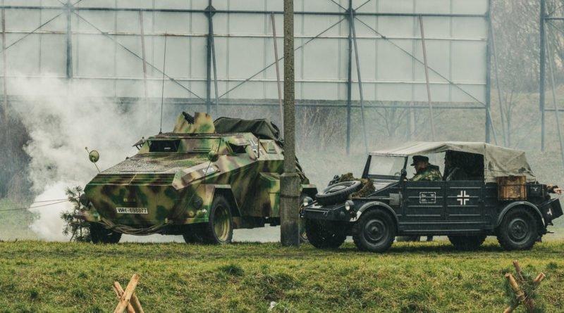 bitwa o poznan 2020 fot. slawek wachala 8235 800x445 - Poznań: Piknik z czołgiem na Cytadeli. I bitwa