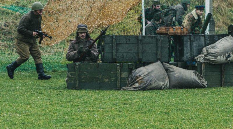 bitwa o poznan 2020 fot. slawek wachala 8257 800x445 - Poznań: Piknik z czołgiem na Cytadeli. I bitwa