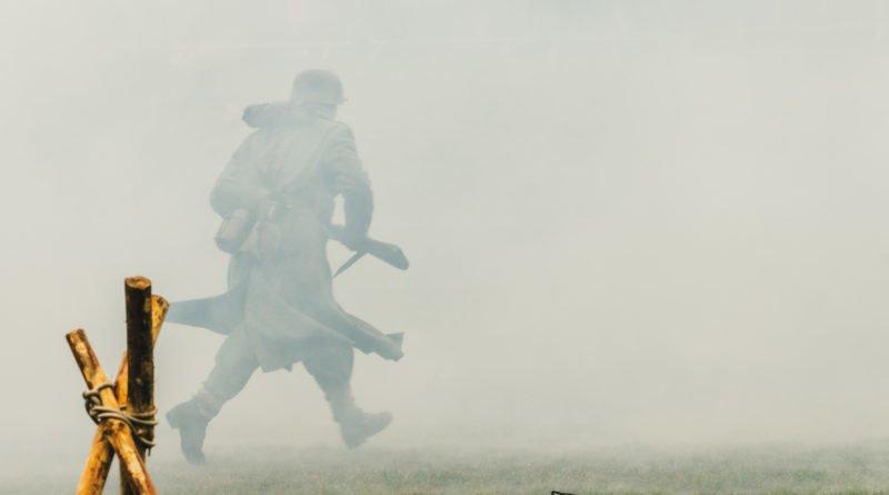 bitwa o poznan 2020 fot. slawek wachala 8282 800x445 - Poznań: Piknik z czołgiem na Cytadeli. I bitwa