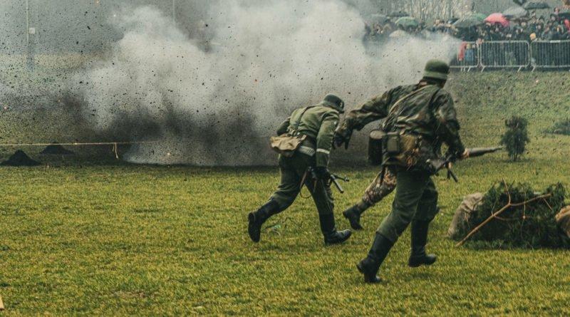 bitwa o poznan 2020 fot. slawek wachala 8326 800x445 - Poznań: Piknik z czołgiem na Cytadeli. I bitwa
