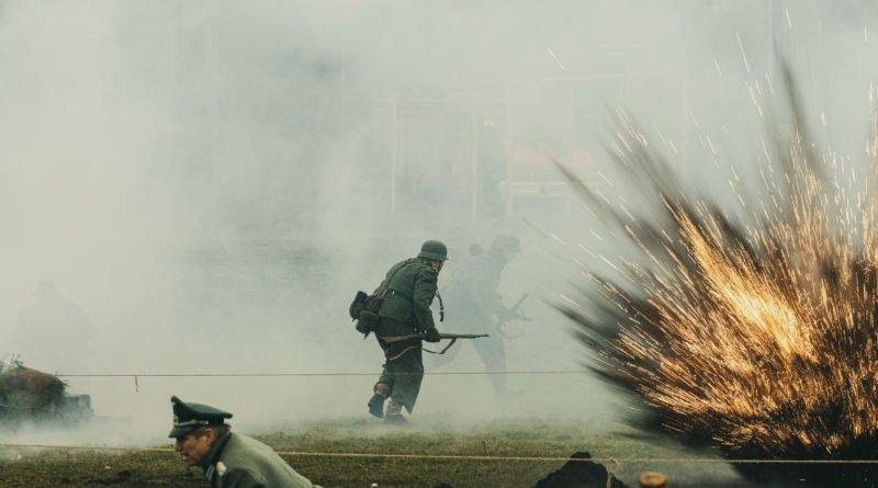 bitwa o poznan 2020 fot. slawek wachala 8342 800x445 - Poznań: Piknik z czołgiem na Cytadeli. I bitwa