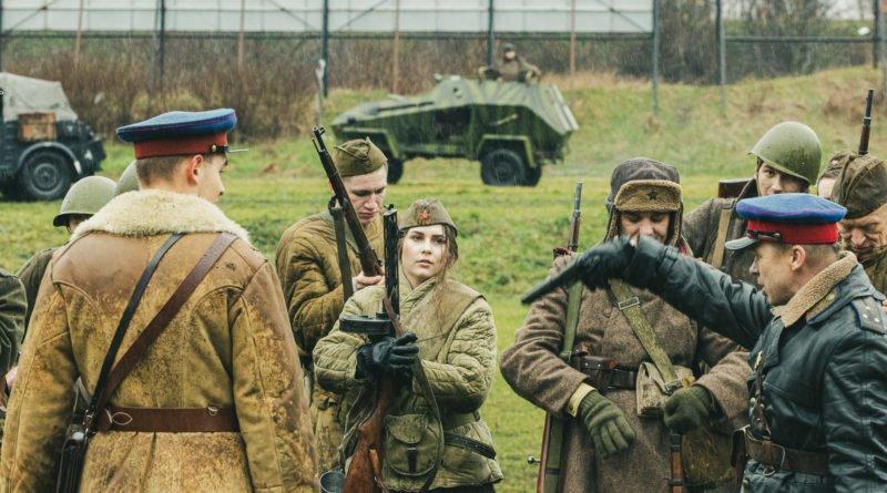 bitwa o poznan 2020 fot. slawek wachala 8437 800x445 - Poznań: Piknik z czołgiem na Cytadeli. I bitwa
