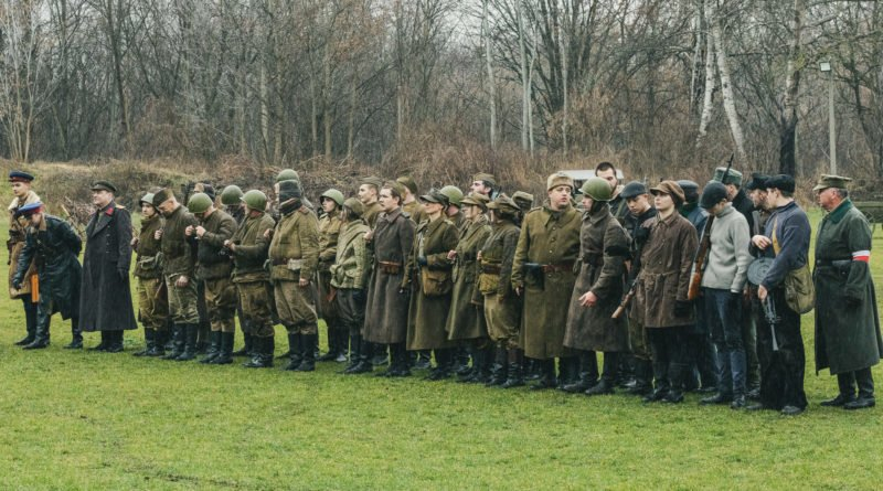 bitwa o poznan 2020 fot. slawek wachala 8440 800x445 - Poznań: Piknik z czołgiem na Cytadeli. I bitwa