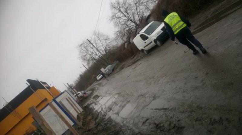 budowa 3 fot. straz miejska 800x445 - Poznań: Sezon mandatów na... budowach