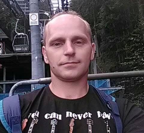 dariusz bijak 2 fot. fb 480x445 - Ostrów Wielkopolski: Zaginął Dariusz Bijak, mieszkaniec powiatu ostrowskiego
