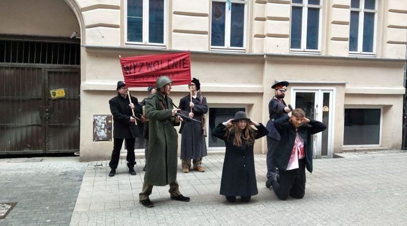 demonstracja Młodzież Wszechpolska fot. MW