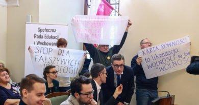 europejska karta rownosci fot. slawek wachala 3 390x205 - Poznań: Karta Równości Kobiet i Mężczyzn uchylona przez sąd