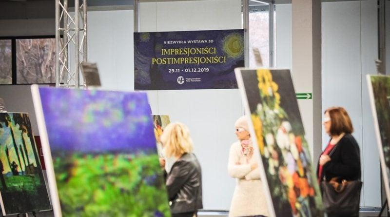 impresjonisci i postimpresjonisci 2fot. mtp 800x445 - Poznań: Van Gogh w trójwymiarze na MTP