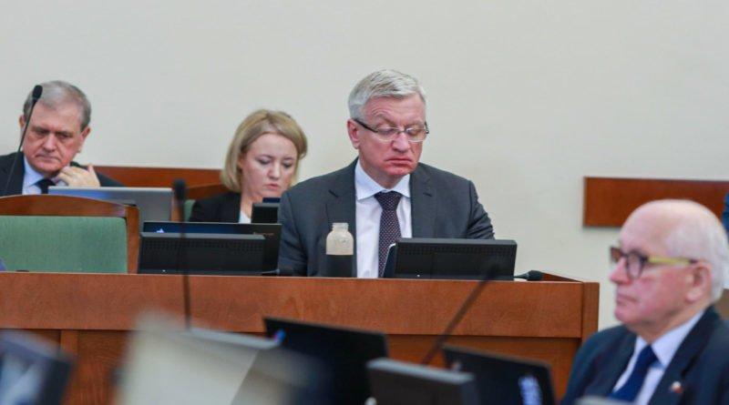 """jacek jaskowiak fot. slawek wachala 800x445 - Poznań: Jacek Jaśkowiak: """"Przepisy, które rząd chciał przepchnąć kolanem, nie były przemyślane"""""""
