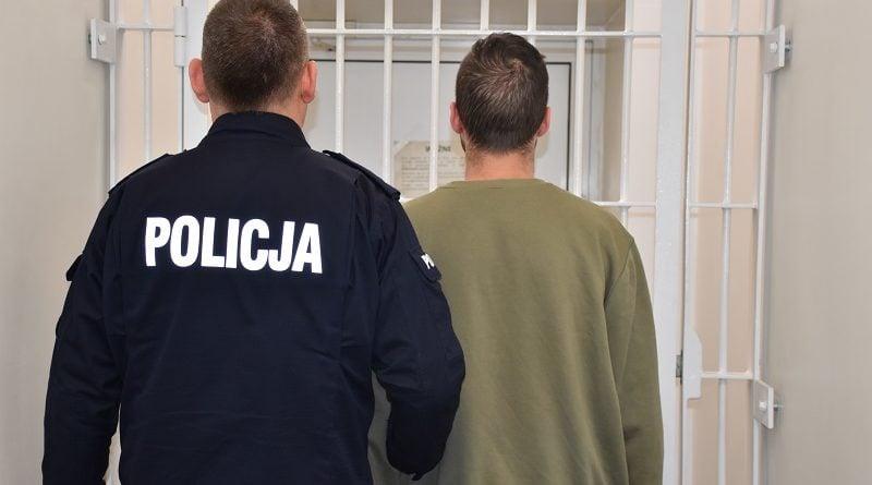 kradzież Gniezno fot. policja
