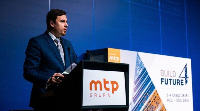 Minister Nowicki Budma fot. MTP