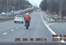 Poznań: Motocyklem bez prawa jazdy i aktualnych badań. Zobaczcie film!