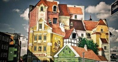 Mural Śródka fot. UMP