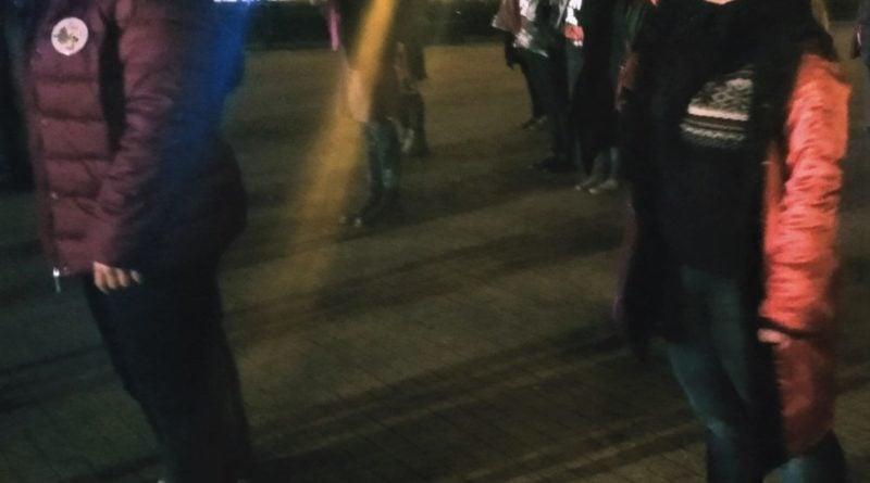 nazywam sie miliard 2020 5 800x445 - Poznań: Dziewczyny zatańczyły przeciwko gwałtom