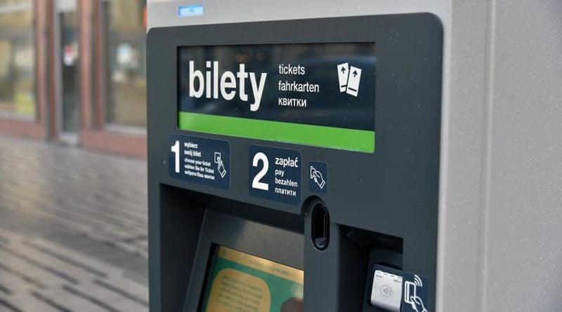 Nowe biletomaty 2 fot. UMP