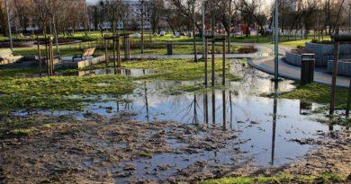 Park Rataje w Poznaniu fot. FB