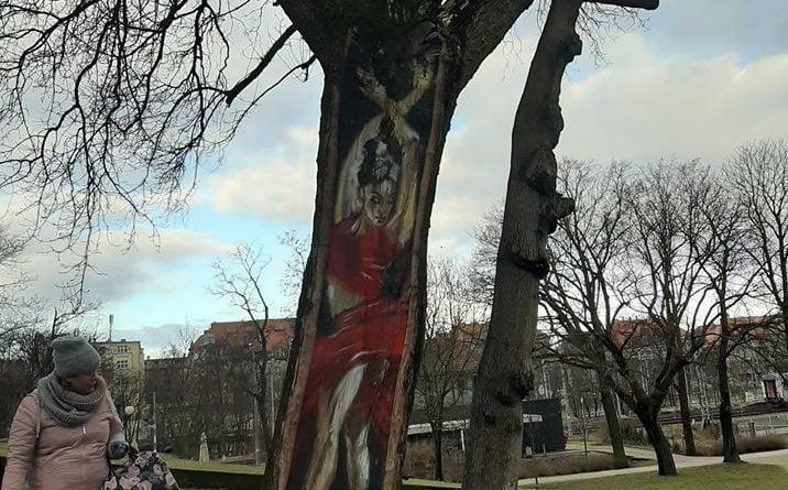park wieniawskiego drzewa 2 fot. pdm 716x445 - Poznań: Drzewa w parku Wieniawskiego jednak do uratowania!