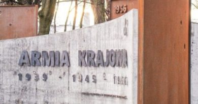 Pomnik AK fot. UM Leszno