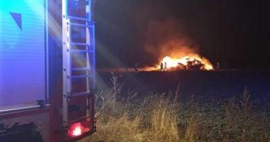 pożar, zdjęcie ilustracyjne fot. OSP Biskupice