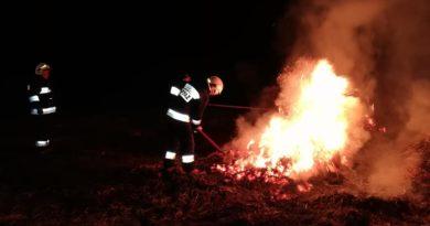 pożar zdjęcie ilustracyjne fot. OSP Skoki