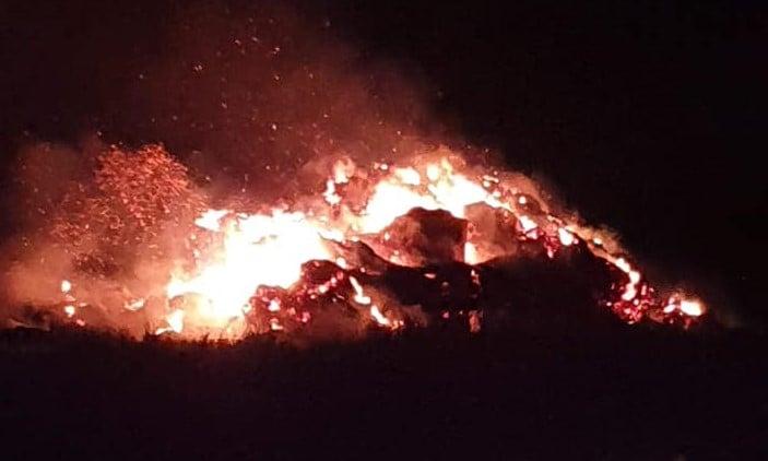 pożar 4 fot. OSP Biskupice