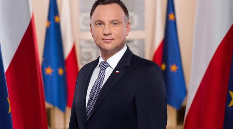 Prezydent Andrzej Duda fot. prezydent.pl