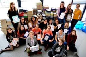 project shoebox 1 fot. project shoebox 300x200 - Poznań: Na pomoc kobietom w Międzynarodowym Dniu Kobiet