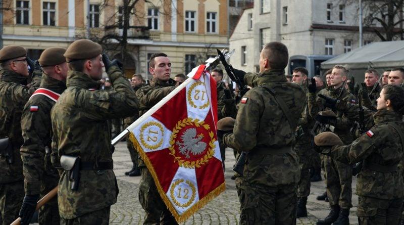 przysiega 3 fot. wot 800x445 - Pierwsza przysięga żołnierzy WOT w Lubuskiem