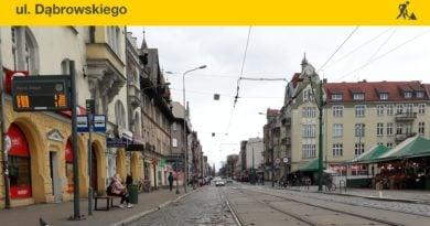 Poznań: Ponowne wstrzymanie ruchu tramwajów na Dąbrowskiego. Tym razem do rana