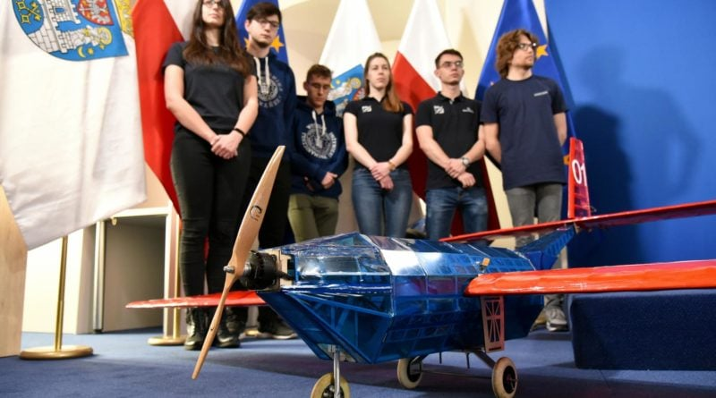 SAE Aero Design2 2020 fot. UMP