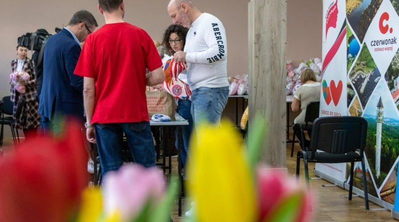 serce za serce promnice fot. slawek wachala 5166 800x445 - Poznań: Poduszki, które... leczą