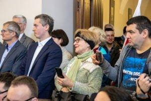 sesja rady miasta poznania 11.02.2020 fot. slawek wachala 5953 300x200 - Poznań: Modlitwa w urzędzie nie pomogła. Radni przyjęli Europejską Kartę Równości