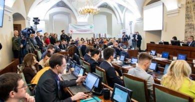 sesja rady miasta poznania 11.02.2020 fot. slawek wachala 5963 390x205 - Poznań: Mamy nowy klub w radzie miasta!